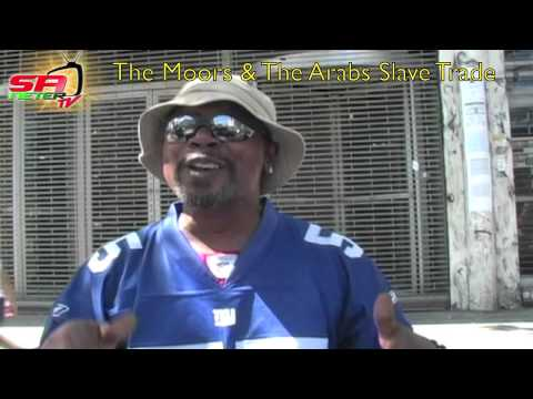 Prof  Larry Lord Abba & Sekou The Moor & Arab Slave Trade