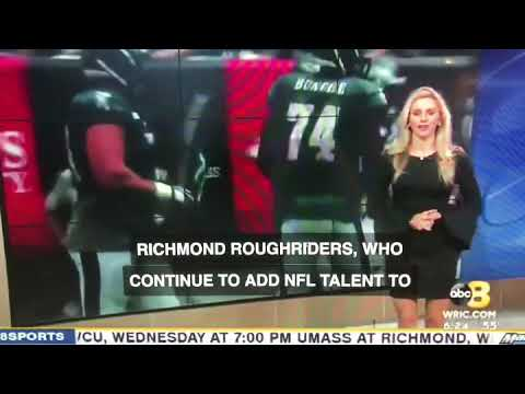 Roughriders Sign Eagles OL Malcom Bunche