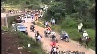 Fnrp Intibuca Colomoncagua marcha 1