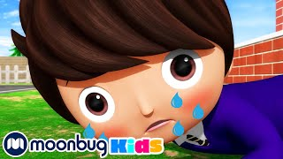Accidents Happen Song | NEW | Nursery Rhymes & Kids Songs | Baby Videos | Little Baby Bum