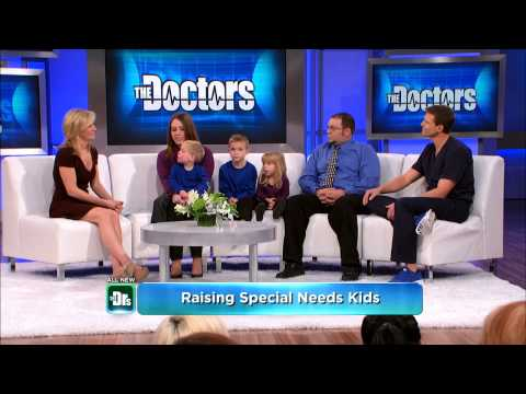 Family With Special Needs Gets Big Surprise -- The Doctors