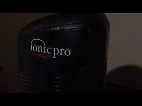 ionic air purifier!