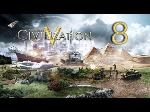Let's Learn Civilization V -8- Dealing with America