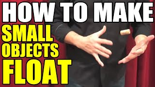 How to make Objects Float!