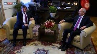 تحركات تركية بشأن التعديلات الدستورية