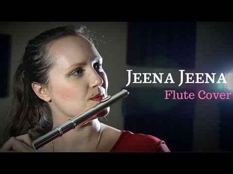 Jeena Jeena Badlapur (American Version) Instrumental Flute Cover