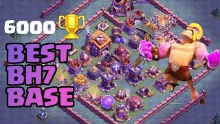[BEST] BH7 BASE DESIGN 2018 | COC BUILDER HALL 7 BASE LAYOUT | CLASH OF CLANS