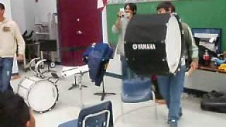 Bass Drum solo Battle
