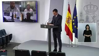 El REPASO del periodista de OKDIARIO JOAN GUIRADO a PEDRO SÁNCHEZ en su ALÓ PRESIDENTE