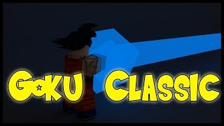 Roblox Script Showcase Episode#734/Classic Laser Goku