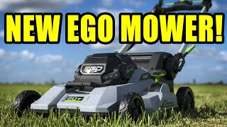 EGO Select Cut Lawn Mower Review | 3rd-Gen Lawnmower Sod Farm Tested
