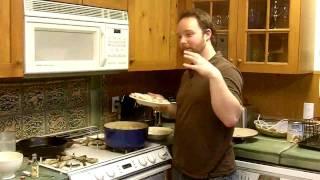 Grouse Stew W/ Homemade Cream Of Mushroom Soup