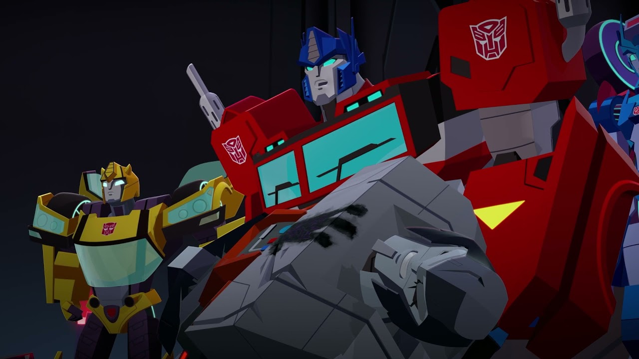 Transformers Cyberverse Season 3 Episode 26 ⚡️ Full Episode ⚡️ The Other One