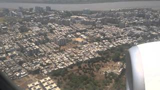 Surat Airport Landing Video