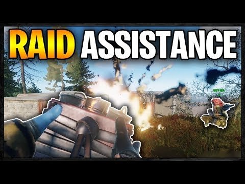 RAID ASSISTANCE - Profit or Fail | Rust