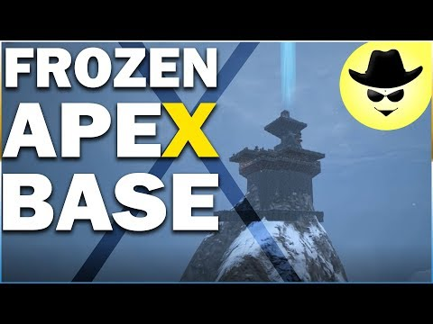 Frozen Apex Base - Conan Exiles