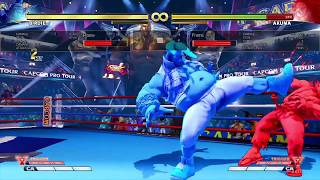 Birdie Frame Perfect st.HK Crush Counter corner combo