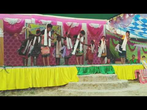 Maa ra mahani lagiche dance video  by high school girls