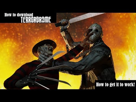 Terrordrome: reign of the legends – kickstarter demo | alpha beta.