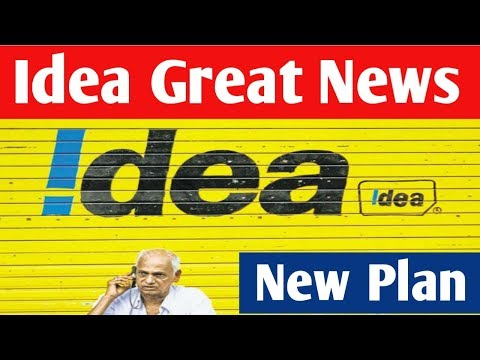 Latest Telecom News | Idea New ₹289 Plans | Great benefits