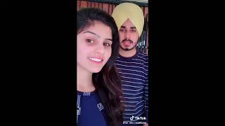 Mr Mrs Randavva Best Punjabi Couple / Top Punjabi Viral Musically Clips 2019 !