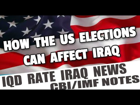 Iraqi News Updates What The Election Means To Iraq; IQD Revalue News IQD Rate