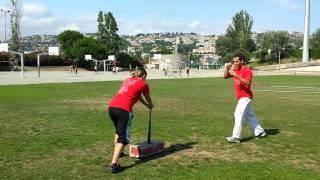 Mumonkai Karate Sylvain Bastid - Batte Baseball : Réussite