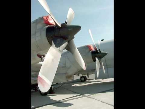 The Lockheed P-3 Orion