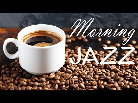 Good Morning Coffee JAZZ  - Relaxing Bossa Nova JAZZ Playlist - Have a Nice Day!