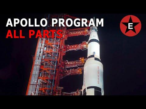Apollo Program (ALL PARTS)
