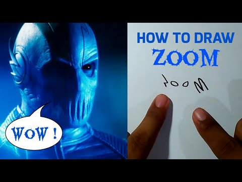 Zoom (Hunter Zolomon) FanArt Drawing Your Videos on VIRAL CHOP VIDEOS