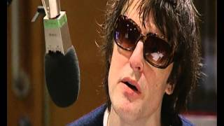 Spiritualized's J Spaceman talks to Lauren Laverne on BBC Radio 6 Music