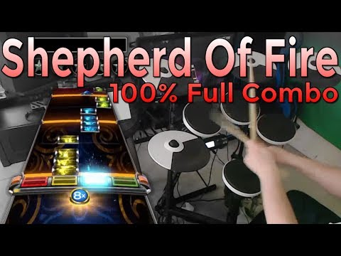 Avenged Sevenfold - Shepherd Of Fire 100% FC (Expert Pro Drums RB4)