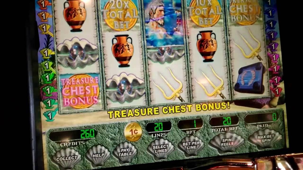 Neptune Slot Machine