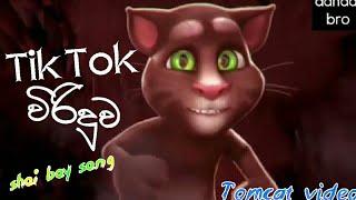 Tik Tok විරිදුව-shoi boy song (official tom cat video)