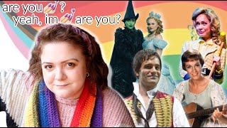 musical theatre characters that should have been gay