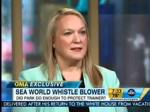 Former Seaworld Employee Speaks Out On Trainer's Death