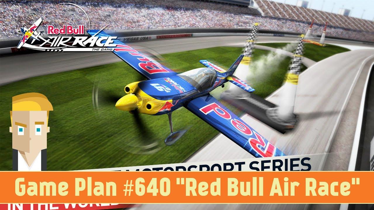 "Game Plan #640 ""Red Bull Air Race"""
