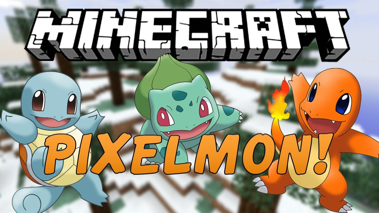 Download Pixelmon Mod