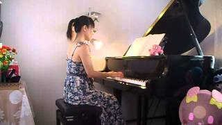 2013❤綾香 三日月ayaka Mikazuki Piano Perfomance