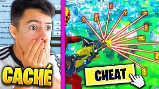 I ACTIVE A FORTNITE'S HIDDEN OPTION! Here are the results ... (deaf mode)