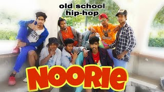 Noorie noorie Dance covered by NDs group | Old school hip hop grooves
