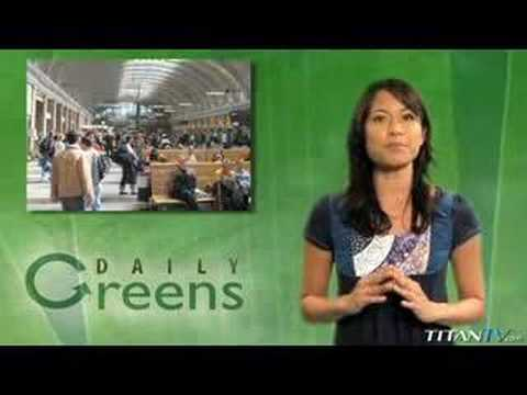Daily Greens - Eco News with an Attitude