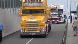 Allemaal Scania's Torpedo's  / All scania's Torpedo's
