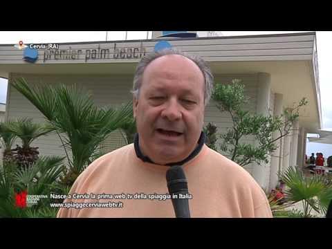 NASCE A CERVIA LA PRIMA WEB TV DELLA SPIAGGIA IN ITALIA WWW SPIAGGECERVIAWEBTV IT | DI.TV Special