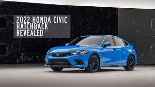 homepage tile video photo for 2022 Honda Civic Hatchback Looks Great and Offers a Manual