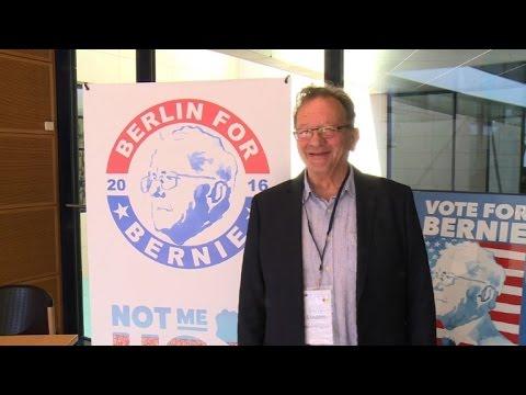 Bernie Sanders Bruder Larry mischt im US-Wahlkampf mit