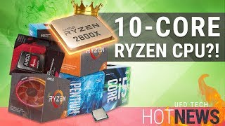 Ryzen 7 2800X Benchmarks Leaked & GTX 2060 Won't Have Ray Tracing