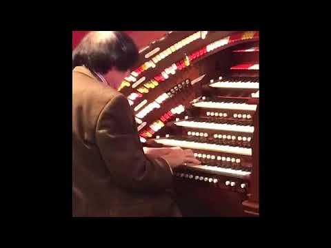 Steven Eaklor Arrangement on the Allen Organ TO-5Q