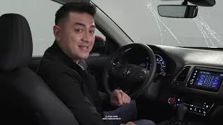 2019 HR-V Rain Sensing Wipers